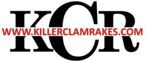 Killerclamrakes The original stainless steel knife blade clam rake.